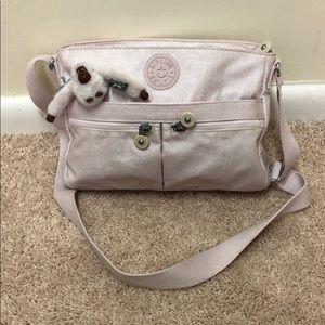 Brand new Light pink Kipling shoulder bag
